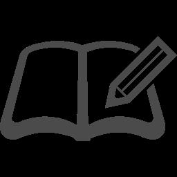 ノートと鉛筆の画像